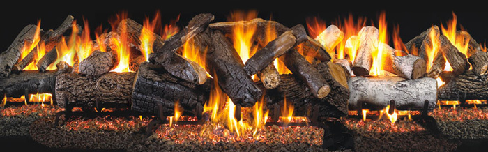 Gas & Wood Burning Fireplaces & Accessories
