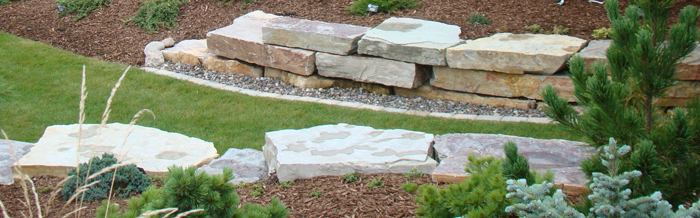 Landscaping Stone & Pavers